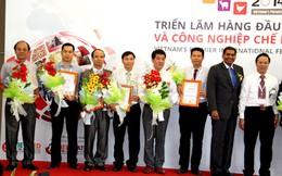 Vinamilk nhận giải thưởng trang trại bò sữa xuất sắc nhất Việt Nam năm 2014
