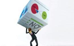 """Lãi suất vẫn là """"gánh nặng"""" với doanh nghiệp"""