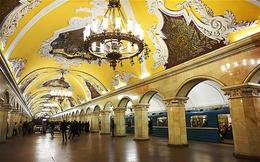 Khám phá Moscow