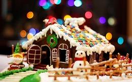 Bánh kem Noel giá 120.000 đồng hút khách mua