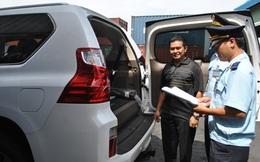Ép truy thu thuế xe Việt kiều hồi hương