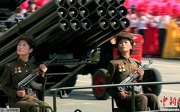 Sự thật về đội nữ quân nhân của Triều Tiên