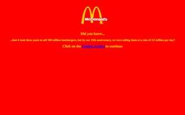 Giao diện web của 10 công ty lớn những năm 90: Ngày ấy - bây giờ