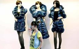 Doanh nghiệp áo lông Trung Quốc tăng giá vì cúm gia cầm