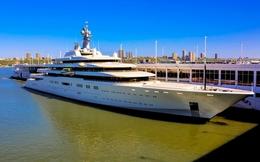 Ngắm siêu du thuyền 1 tỷ USD của ông chủ đội bóng Chelsea