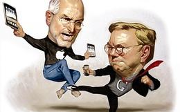 5 trận địa lớn Google đang tấn công Apple