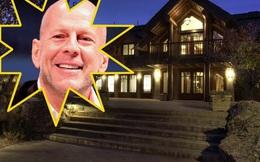 Ngắm ngôi nhà triệu đô của ngôi sao phim hành động Bruce Willis