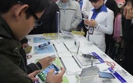 """Điện thoại Việt ngày càng """"hot"""" trên thị trường?"""
