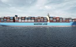 Ngắm tàu chở hàng lớn nhất thế giới bằng nhà 20 tầng
