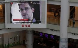 Snowden và kiếp lấy sân bay làm nhà