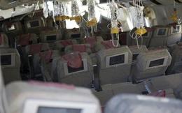 Hành trình tử thần của chiếc máy bay Boeing 777 cuối tuần qua