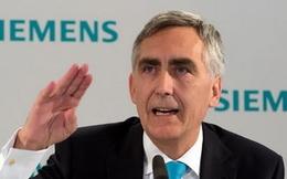 Siemens 'trảm tướng' vì lợi nhuận kinh doanh thấp