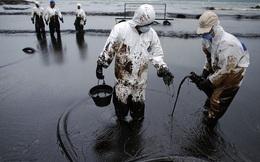 Đảo du lịch nổi tiếng Thái Lan nhuộm đen vì sự cố tràn dầu