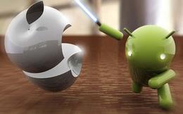 Con đường vượt mặt iOS và chiếm lĩnh toàn cầu của Android