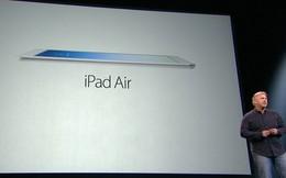 Ảnh thực tế iPad Air: Mỏng hơn, nhẹ hơn và đẳng cấp hơn