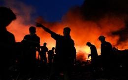 Cháy lớn ở nhà máy Diana Bắc Ninh, thiệt hại ước tính trên 20 triệu USD
