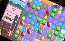Candy Crush kiếm được gần triệu USD mỗi ngày