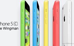 Nhà máy Foxconn dừng sản xuất iPhone 5C vì doanh số quá thất vọng
