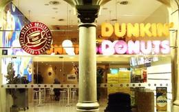 Ông lớn Dunkin' Donuts bị kẹt ngay lần đầu khai trương?