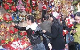 Mặc suy thoái, Noel vẫn kích cầu tiêu dùng