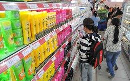 Thị trường hàng tiêu dùng nhanh tăng trưởng chật vật