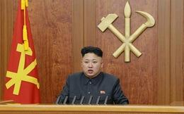 Kim Jong Un cảnh báo nước Mỹ trong thông điệp năm mới