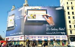 Samsung: Đường trường năm Ngựa