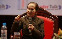 Chuyên gia kinh tế Phạm Chi Lan khuyên người trẻ 'tiết chế lòng tham'