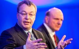Vì sao chiếc ghế CEO Microsoft không dành cho Stephen Elop?