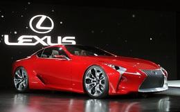 Lexus kêu lỗ tại Việt Nam vì hải quan