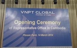 VNPT Global tham gia chính thức vào thị trường Campuchia
