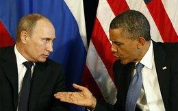 Sợ Putin, Obama khai hỏa: 'Bố già' Nga thủ thế