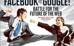 'Chiến tranh lạnh' giữa Facebook-Google tiêu tốn hàng tỷ USD