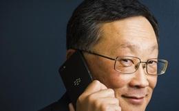 BlackBerry cân nhắc từ bỏ 'chiến trường' smartphone