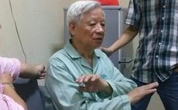 Trò chuyện với ông Trần Xuân Giá sau buổi xét xử bầu Kiên