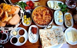 Khám phá những món ngon ở Istanbul