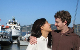 Hành trình tình yêu 11 năm của CEO Facebook