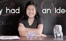 Cô bé 11 tuổi huy động được 25.000 USD trong 1 tháng kinh doanh 'cốc không vỡ'
