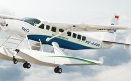 Hãng hàng không Hải Âu của Thiên Minh Group nhận 2 chiếc thủy phi cơ