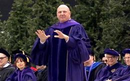 4 lời khuyên của cựu CEO Steve Ballmer dành cho các tân cử nhân
