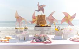 Làm sinh nhật trên bờ biển Nha Trang: phải xin phép