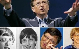 Những mốc son trong cuộc đời tỷ phú giàu nhất thế giới Bill Gates