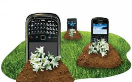 Thương hiệu BlackBerry có nguy cơ biến mất trong năm 2015