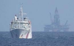 Toàn bộ tàu Trung Quốc đã di chuyển theo giàn khoan về Hải Nam
