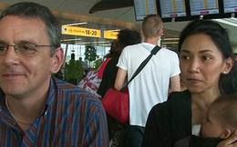 Thêm 1 cặp vợ chồng thoát chết vì hết chỗ trên máy bay bị bắn hạ