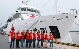 VPBank, VPBS tổ chức loạt chương trình ủng hộ biển đảo quê hương