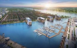 Aquaria – Phân khu thịnh vượng bên trong thành phố bên sông Waterpoint