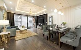 Thả sức sáng tạo với không gian căn hộ không cột lên tới 150m2 tại Hà Nội