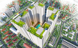 Thiết kế đột phá, căn hộ Bcons thu hút thị trường kề khu Đông Tp.HCM