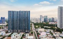 Sunshine City Sài Gòn sắp bàn giao tòa tháp đầu tiên